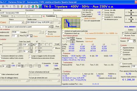 Progettazione schemi elettrici - Dimensionamento condutture - ProAutomation Verona