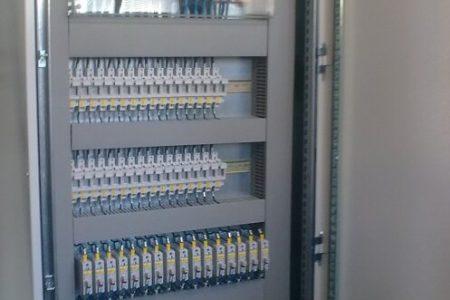 Impianti elettrici - Quadro elettrico riscaldamento con rele statici - ProAutomation Verona