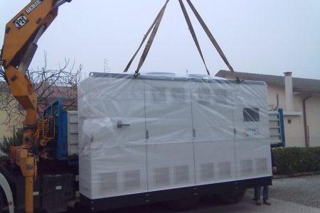 Impianti elettrici - Quadro elettrico spedizione - ProAutomation Verona
